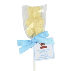 Baby Shower chocolate gifts and favours