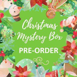 MYSTERY BOX PRE ORDER